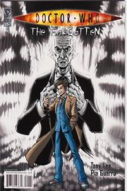 Doctor Who The Forgotten #1 (2008) Dr David Tennant IDW Publishing comic book